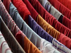 Typy tkanin na ubrania