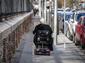 Kiedy osoba z ograniczeniami ruchu potrafi funkcjonować samodzelnie?